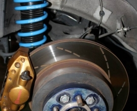 B14 and B16 Coilover Suspensions to suit Toyota GT86/Subaru BRZ